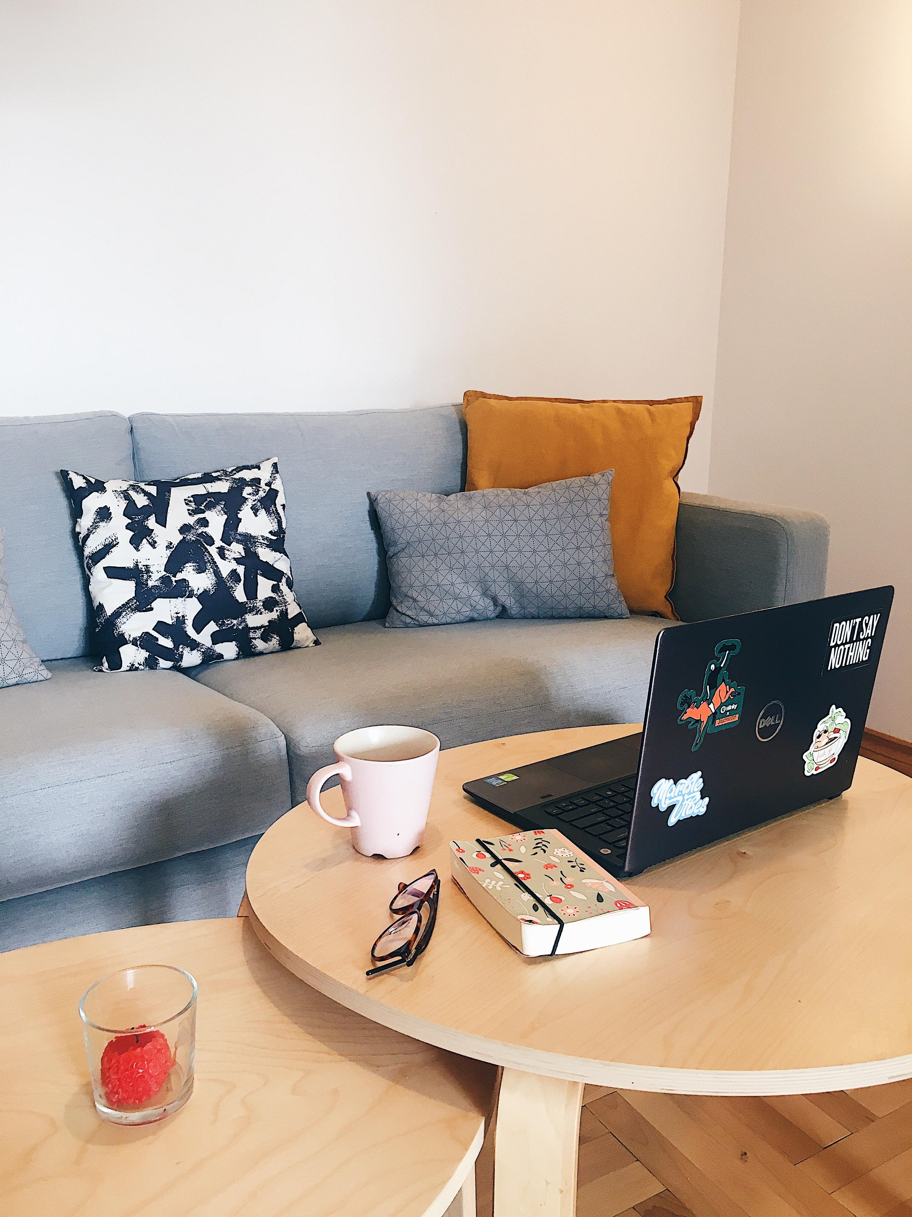 Doroteya's Home Workspace